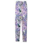Voimakukka leggings, white (adults)