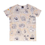 Treasure map teeshirt