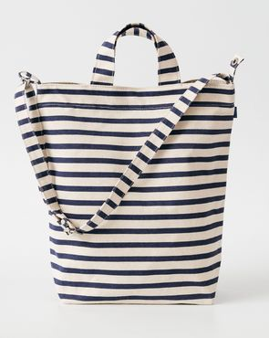 DUCK BAG, sailor stripe
