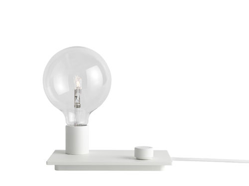 Control tablelamp, white
