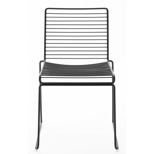 Hee dining chair, black